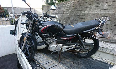 港南区バイク買取 YBR125