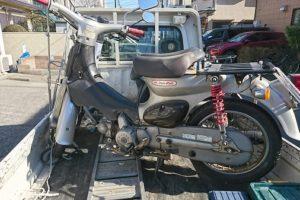 鶴見区バイク買取、リトルカブ