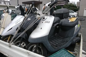 保土ヶ谷区バイク買取、ジョグアプリオ