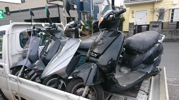 横浜市泉区バイク買取、リード100