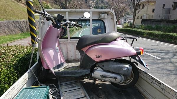 横須賀市バイク買取