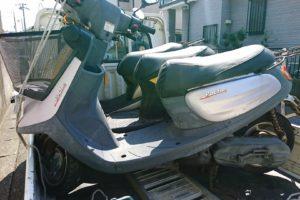 泉区バイク買取、JOG