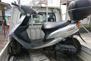 港北区バイク買取、JOG